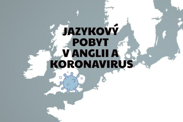 Jazykové pobyty Anglie a koronavirus